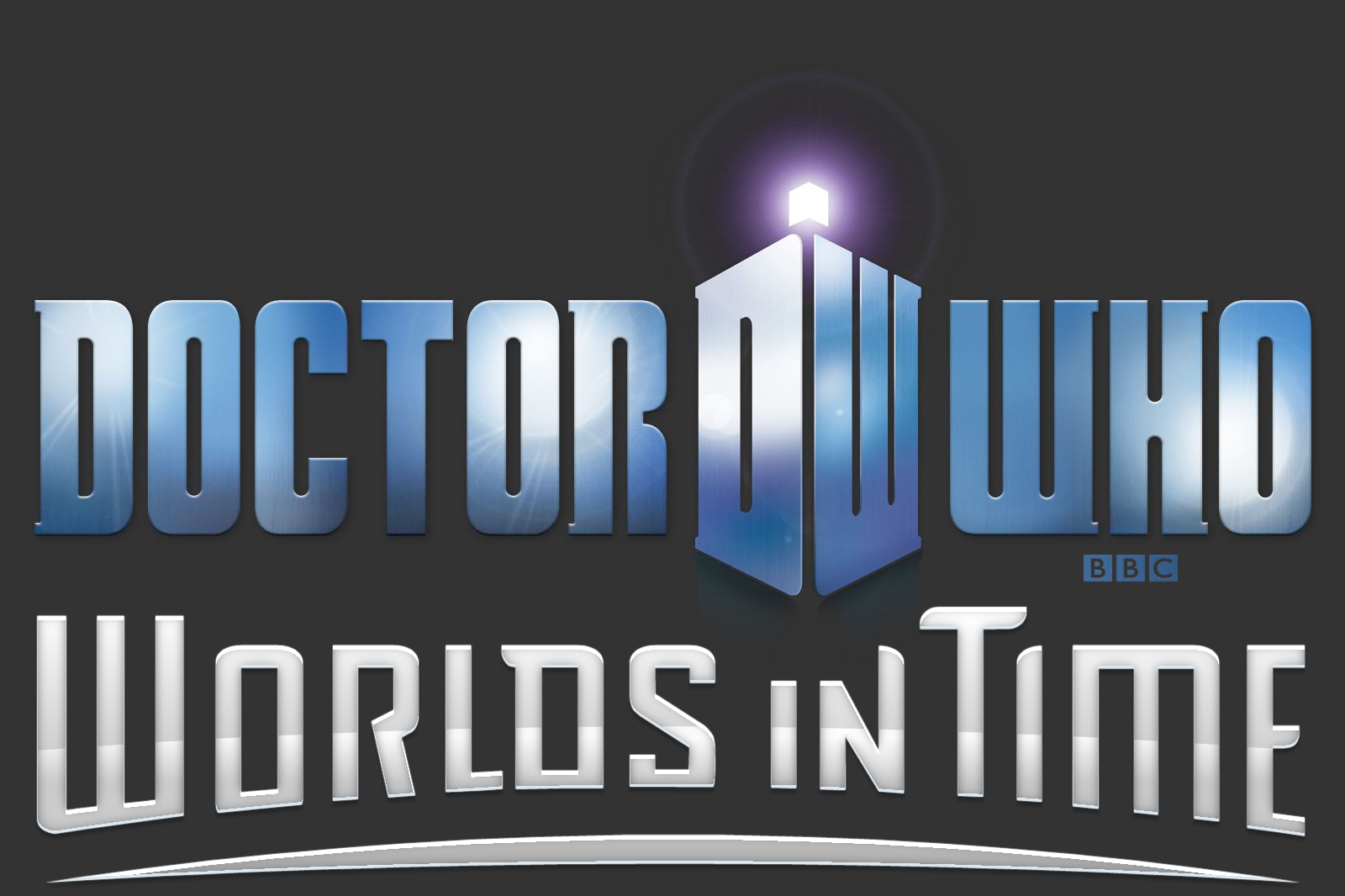 Doctor Who Worlds in Time Logo
