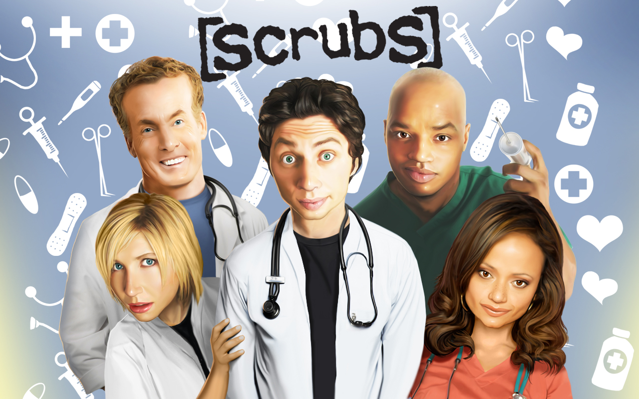 Scrubs Android