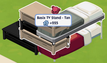 Sims Social Bunk Beds and Plush
