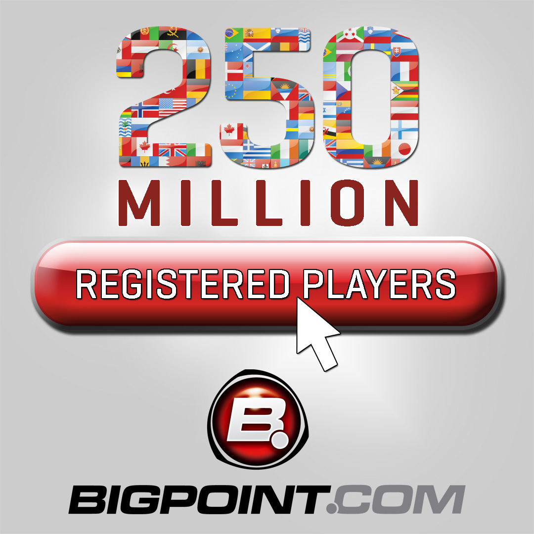Bigpoint 250 million players