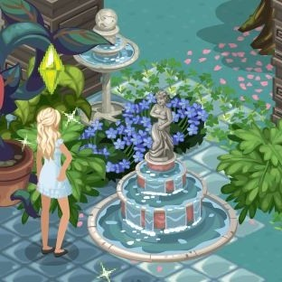 The Sims Social A Very Shy Belle Quest