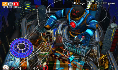 Zen Pinball 3D Earth Defense