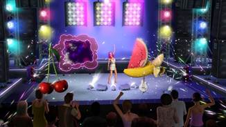 Katy Perry The Sims 3 Showtime