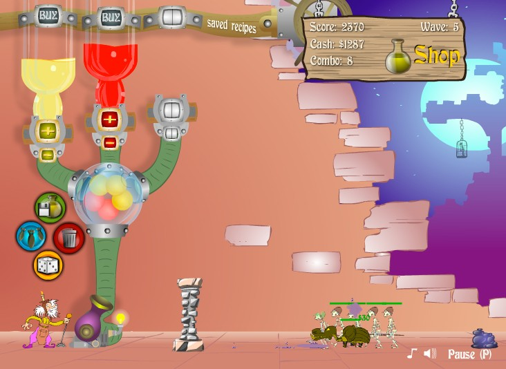 potion panic 2 game of the day