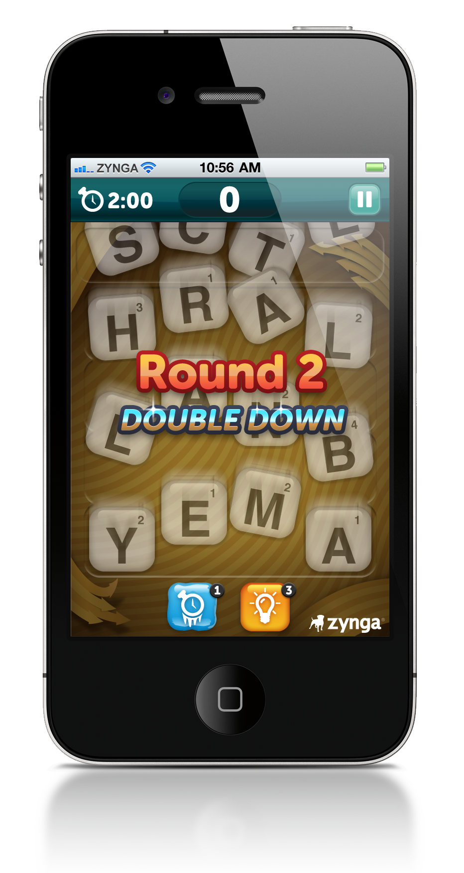Scramble With Friends iPhone 2