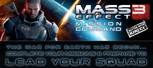Mass Effect 3 Mission Command