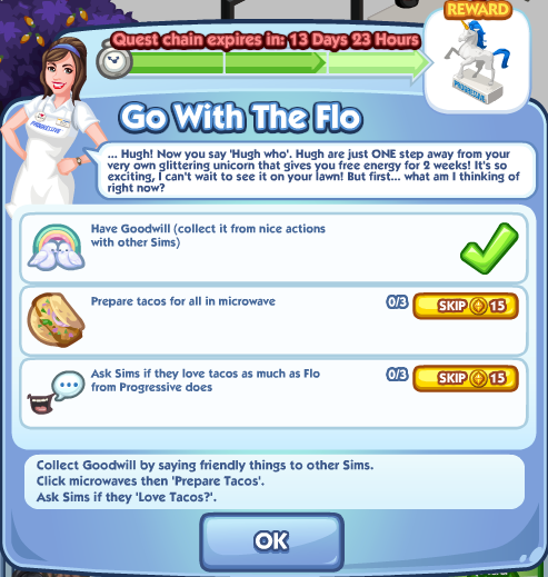 Go With the Flo Part 3