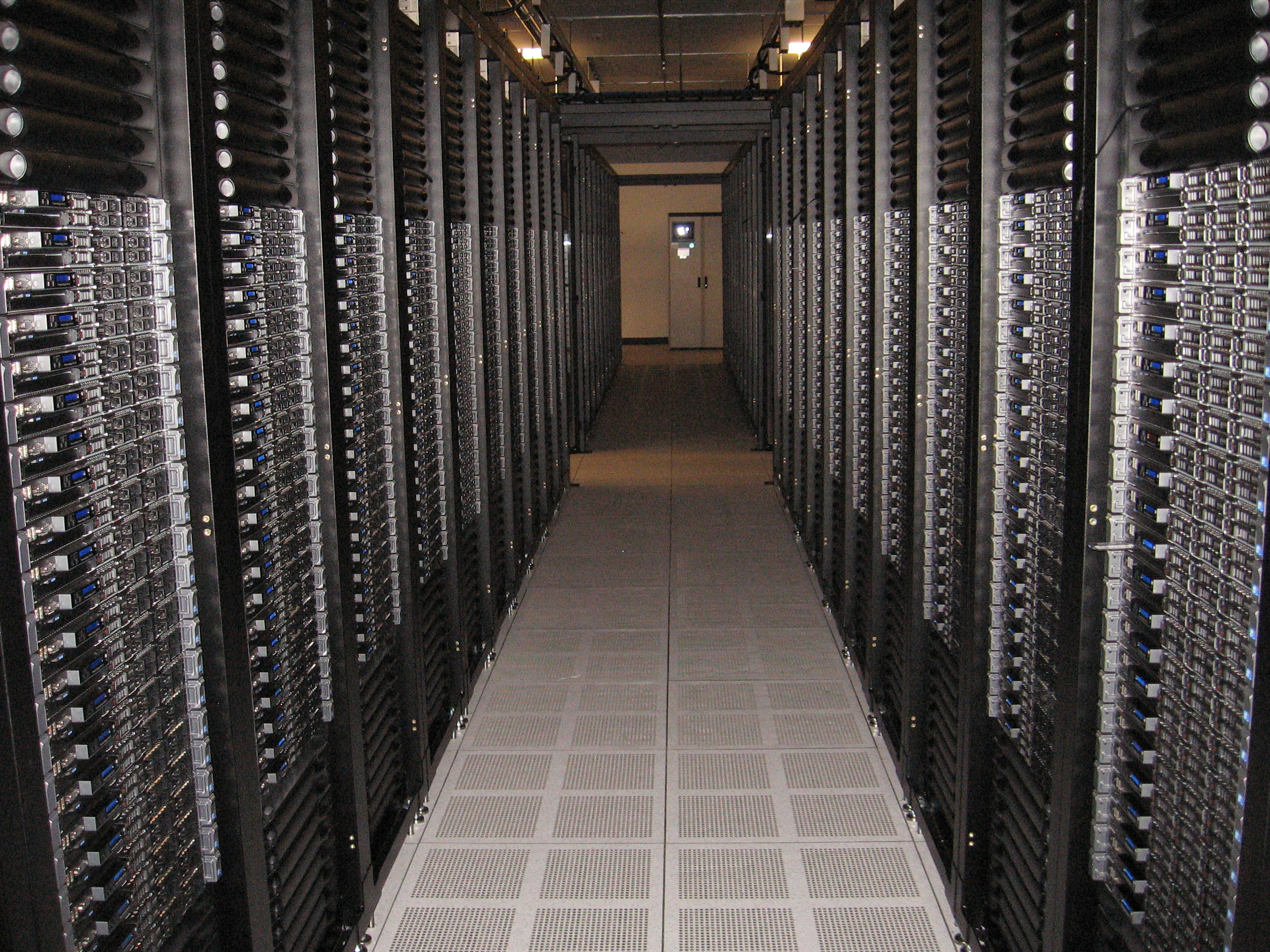Zynga zCloud server row