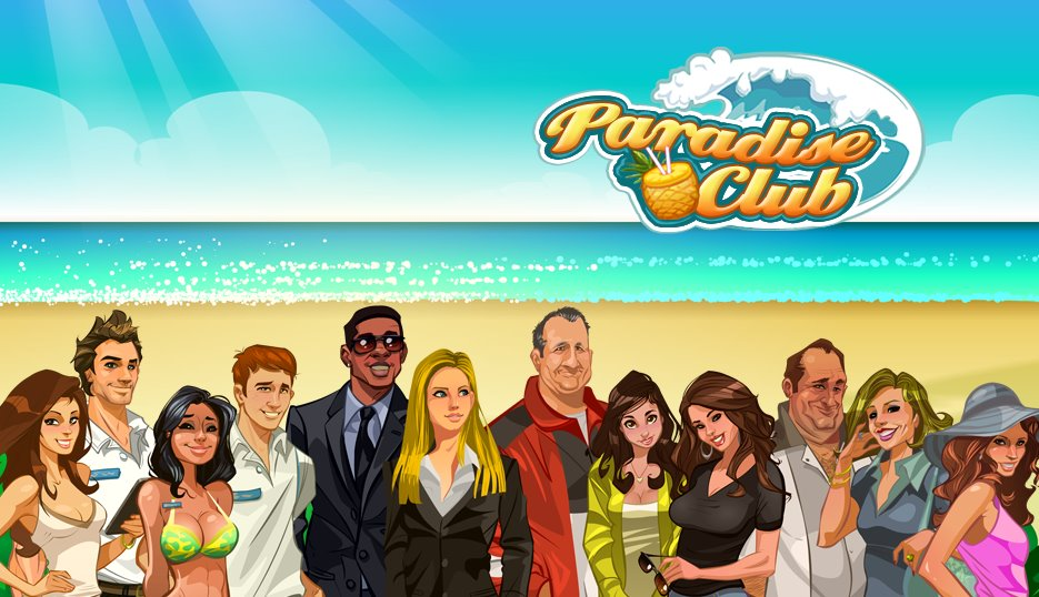 Paradise Club Characters