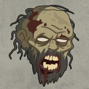 The Walking Dead Social Game zombie