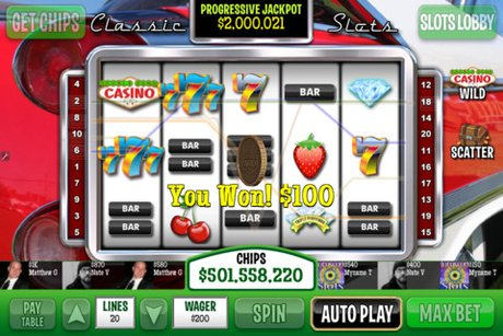 Play The Slots For Free With Doubledown Casino On Ios Aol Games