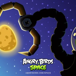 Angry Birds Space teaser