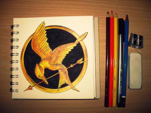 The Hunger Games Draw Something