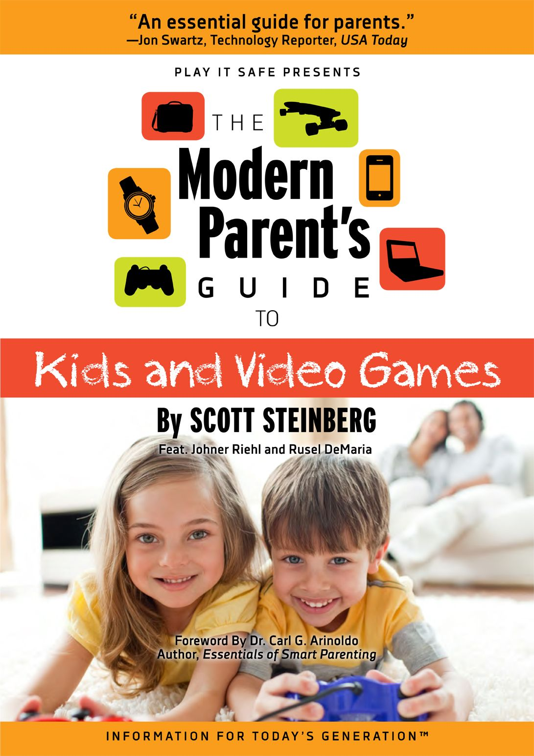 The Modern Parents Guide to Kids and Video Games