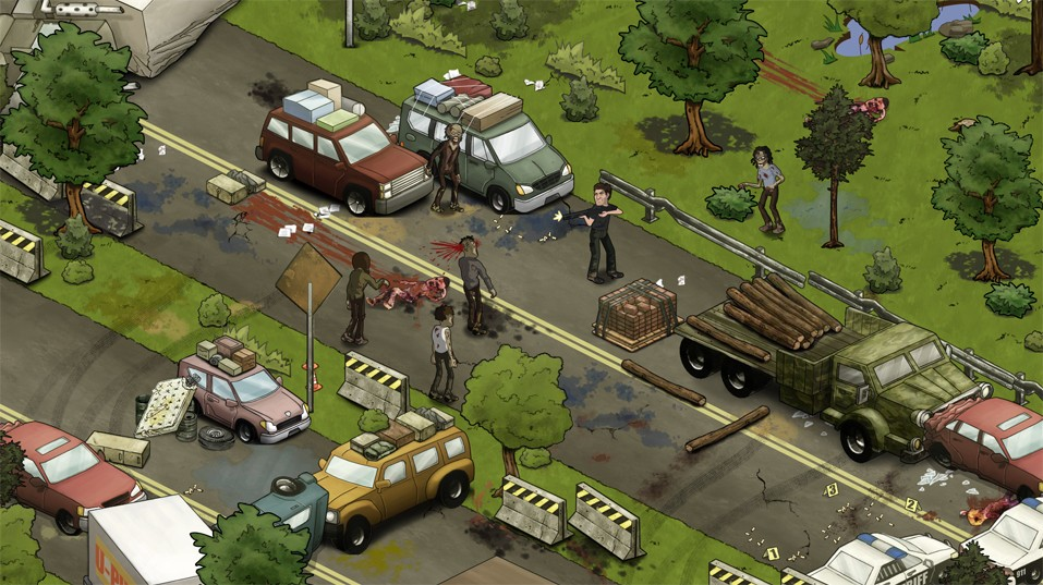 The Walking Dead Social Game 2