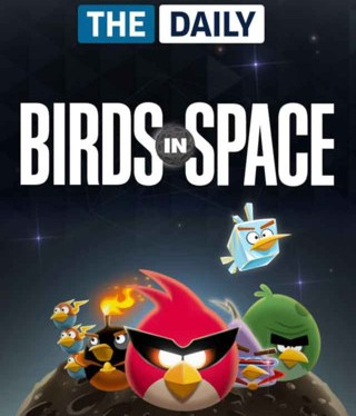The Daily's Angry Birds Space Guide