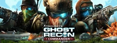 Ghost Recon Commander Facebook game