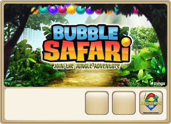 Bubble Safari cross cromo