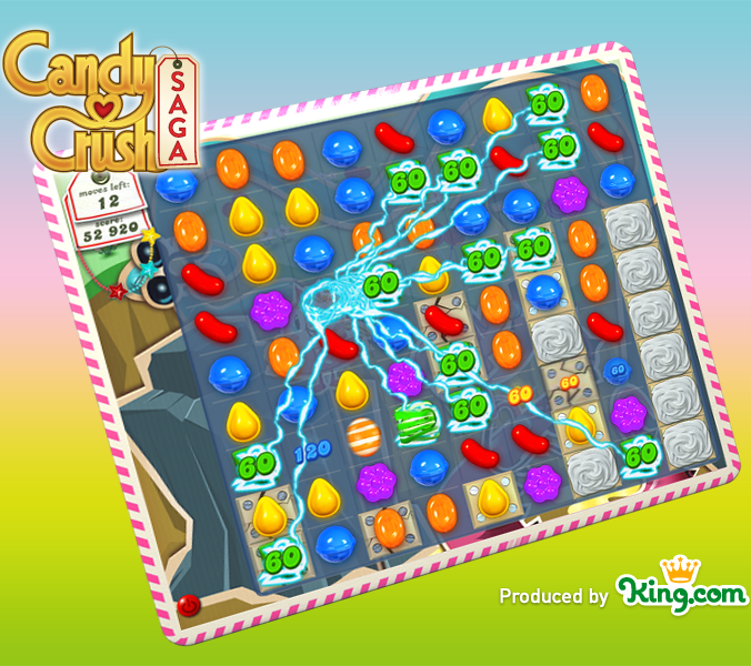 Candy Crush Saga Facebook