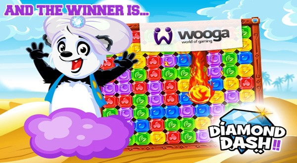 winner diamond dash