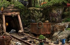 Disney Animal Kingdom Explorers Cheats: Abandoned Silver Mine