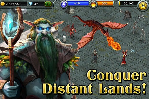 Kingdom Age iPhone iPad