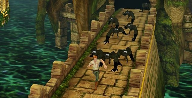 Temple Run iPhone Android