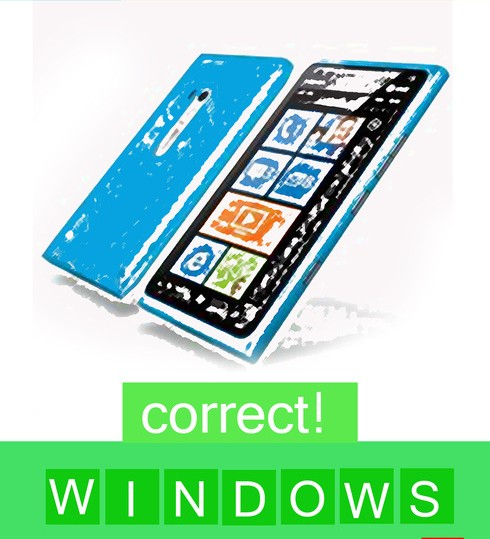 Draw Something Windows Phone 7