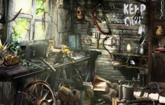 Blackwood & Bell Mysteries Cheats: Garden Tool Shed