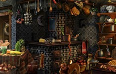 Blackwood & Bell Mysteries Cheats: Kitchen