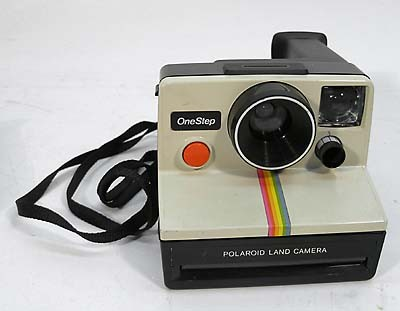 polariod land camera