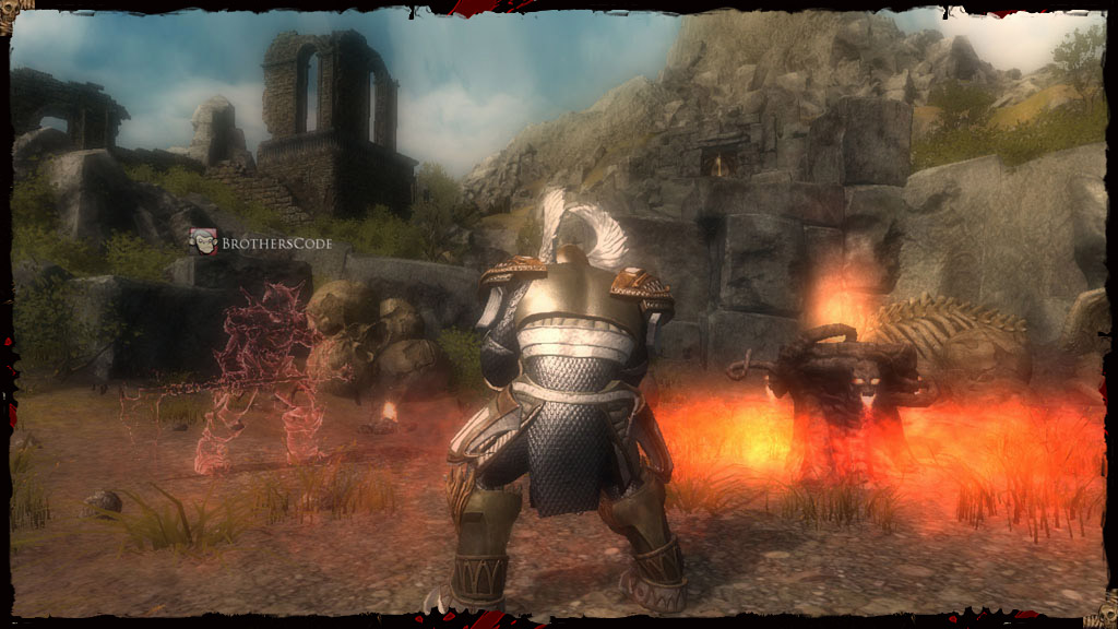 ascend new gods asynchronous multiplayer