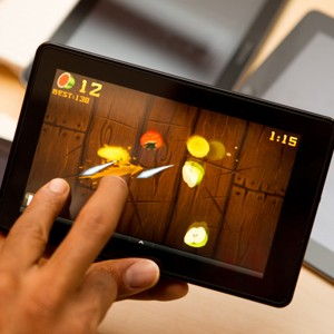 Kindle Fire gaming