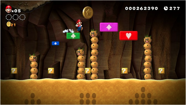 New Super Mario Bros. U preview