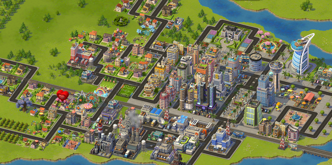 SimCity Social review