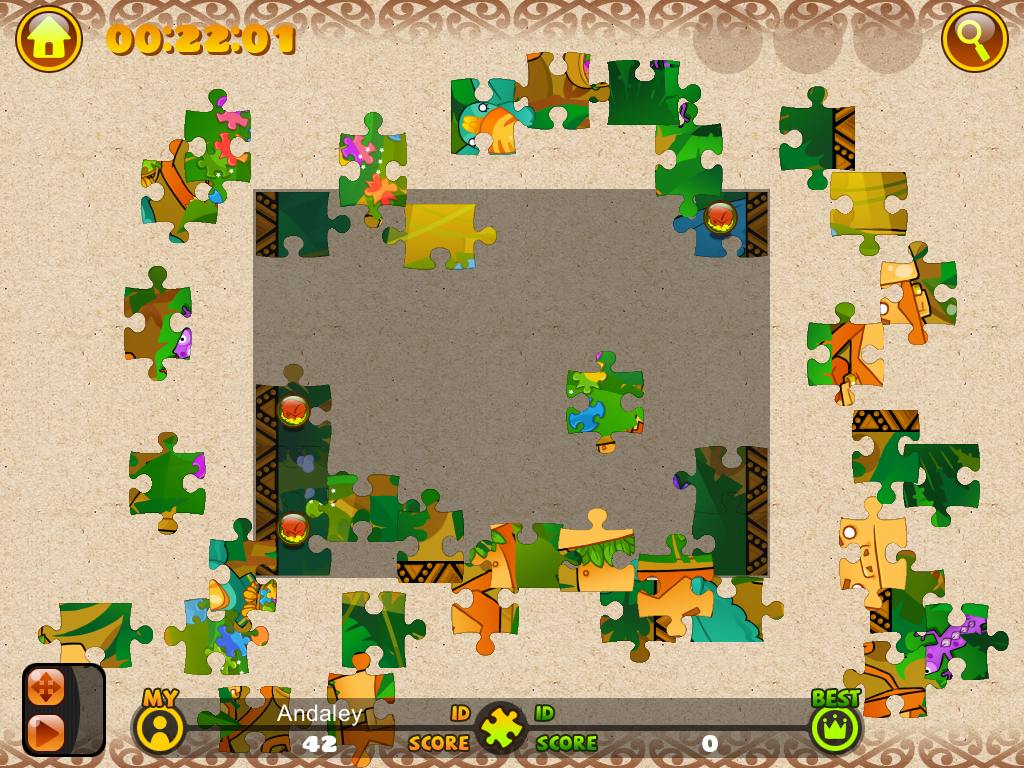 MonkeyOokey Jigsaw Puzzle: When free-to-play games really