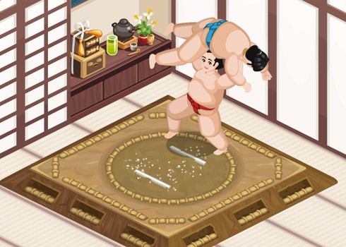 The Sims Social Just Wanna Have Sumo Fun Quest guide