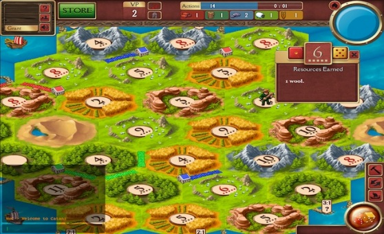 Settlers of Catan MMO