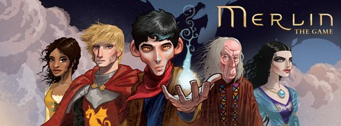 Merlin Facebook game