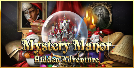 Mystery Manor iPad