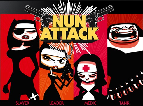 Nun Attack preview