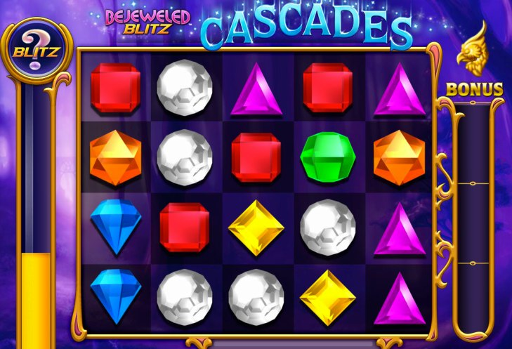 lucky gem casino partners with bejeweled blitz for free boosts aol