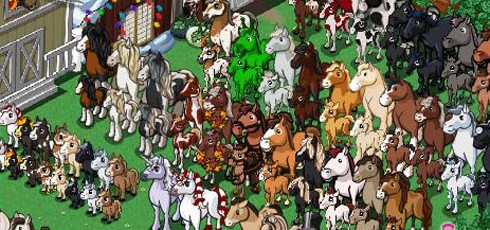 FarmVille screen shots