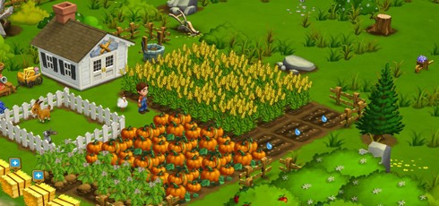 FarmVille 2 screens