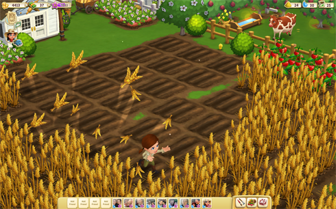 FarmVille 2 Interview