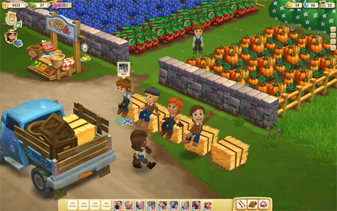 FarmVille 2 sneak peek