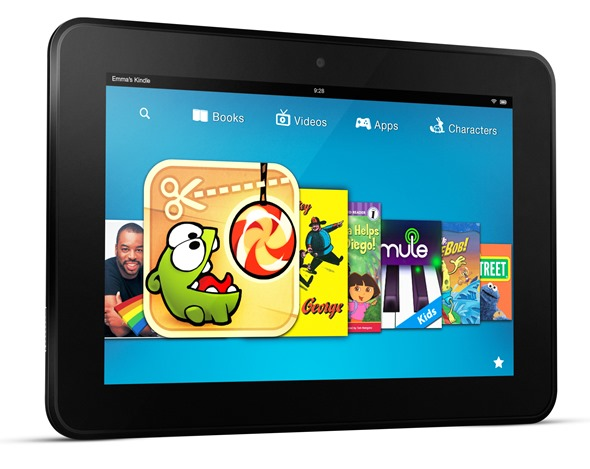 games on kindle fire