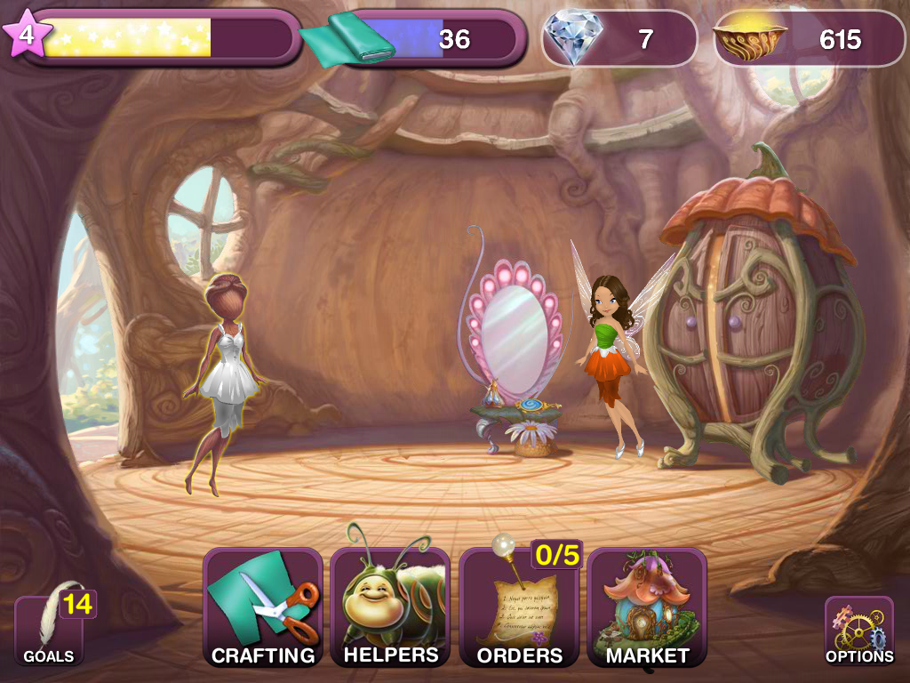 Free Fairy Game