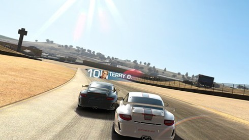 Real Racing 3 screens