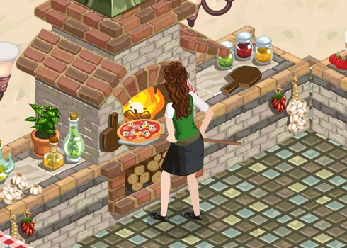 The Sims Social Just Pizza This quest guide